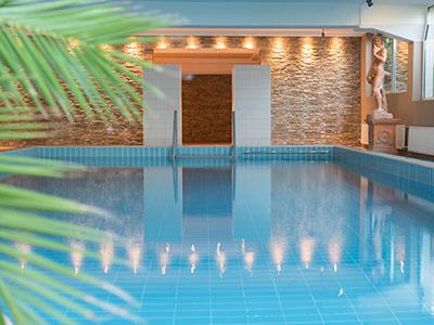Hotel Marolt Indoorpool