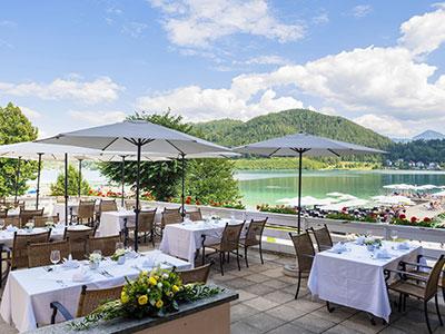 Hotel Marolt Terrasse